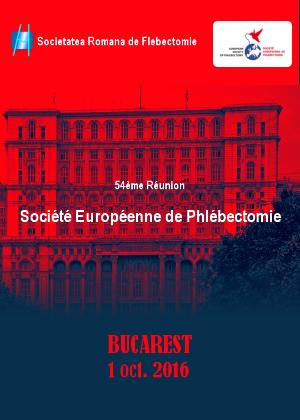 REUNION SOCIERE EUROPEENNE DE PHLEBECTOMIE