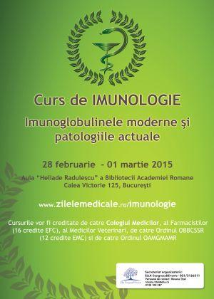 CURS DE IMUNOLOGIE