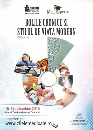 BOLILE CRONICE SI STILUL DE VIATA MODERN