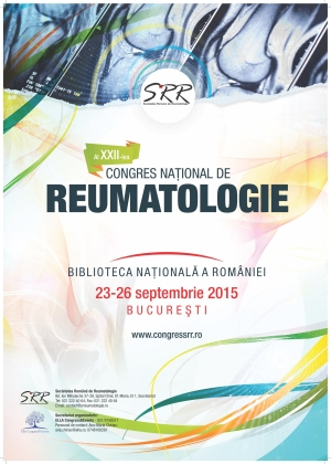 CONGRESUL NATIONAL DE REUMATOLOGIE