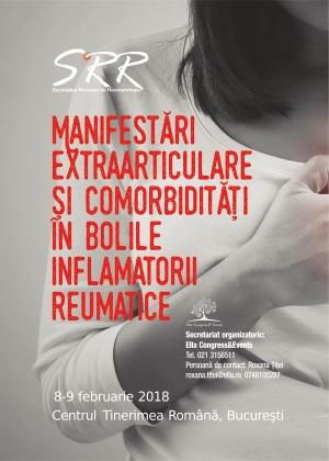 MANIFESTARI EXTRAARTICULARE SI COMORBIDITATI IN BOLILE INFLAMATORII REUMATICE
