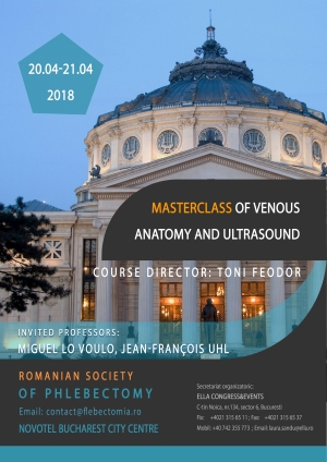 MASTERCLASS OF VENOUS ANATOMY AND ULTRASOUND