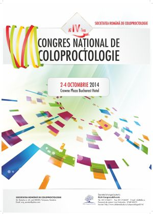 CONGRESUL NATIONAL DE COLOPROCTOLOGIE