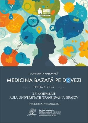 MEDICINA BAZATA PE DOVEZI EDITIA A 13-A