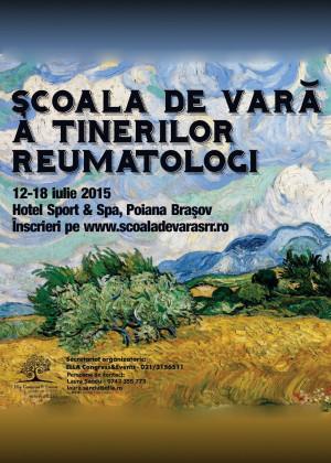 SCOALA DE VARA A TINERILOR REUMATOLOGI