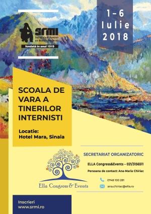 SCOALA DE VARA A TINERILOR INTERNISTI