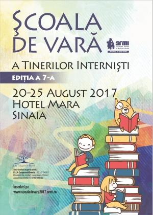 SCOALA DE VARA A TINERILOR INTERNISTI EDITIA A 7-A