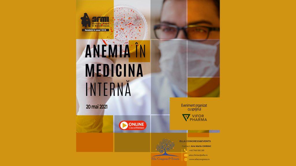 Anemia și deficitul de fier în medicina internă